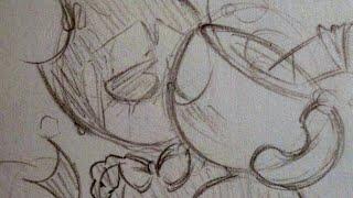 Last of Bendy x Cuphead comics dub (read desc for more info)