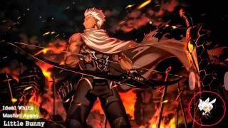 I love you watching . Song : ideal white Anime : fate stay night un...