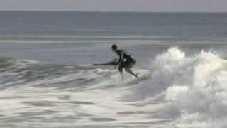 Surfing in Lavallette