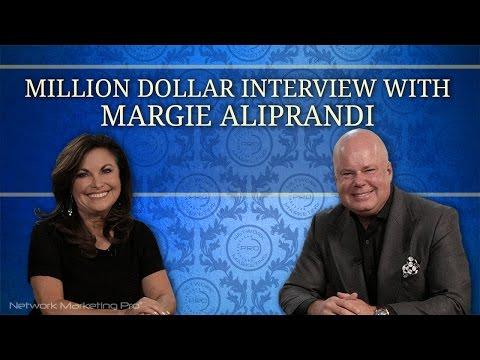 Million Dollar Interview with Margie Aliprandi