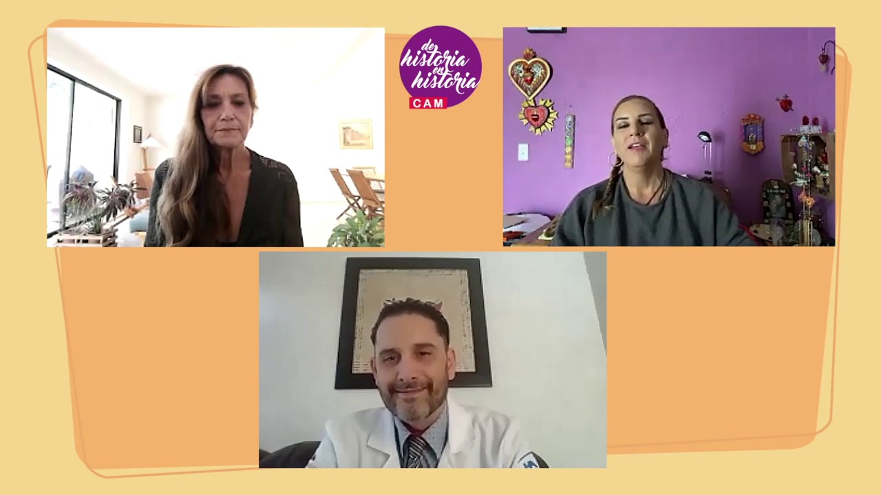 Lucía Méndez y el dióxido de cloro.  ¿Qué dice el doctor? Paty Navidad ahora regaña y más( 53/2020)