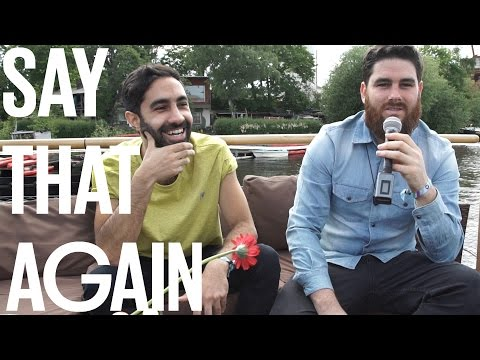 Rudimental im Interview – Say That Again?!