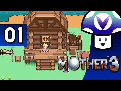 [Vinesauce] Vinny - Mother 3 (part 1)