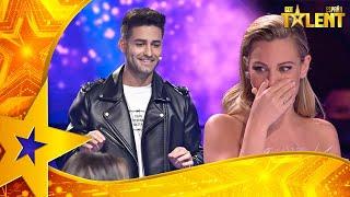 El IMPACTANTE TRUCO de Santi Marcilla que enloquece al jurado | Gran Final | Got Talent España 2021
