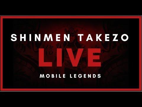 READY FOR THE NEXT SEASON? | Shinmen Takezo Live | Mobile Legends