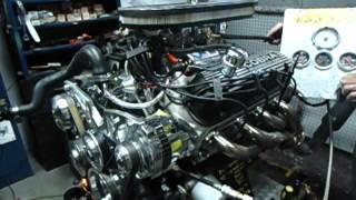 ford 427w stroker for a 1967 mustang