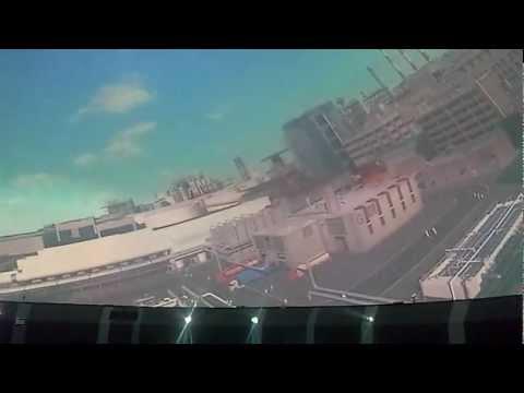 麗水国際博覧会 韓国館ゾーン2希望の海