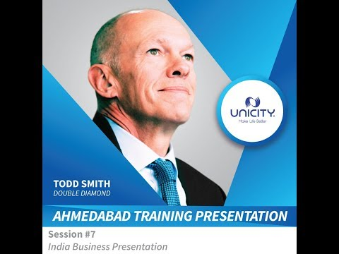 Todd Smith Ahmedabad training - module 7 (India Business - Welcome to Unicity Movement)