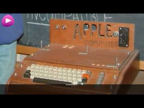 Apple Computer Wikipedia travel guide video. Created by Stupeflix.com