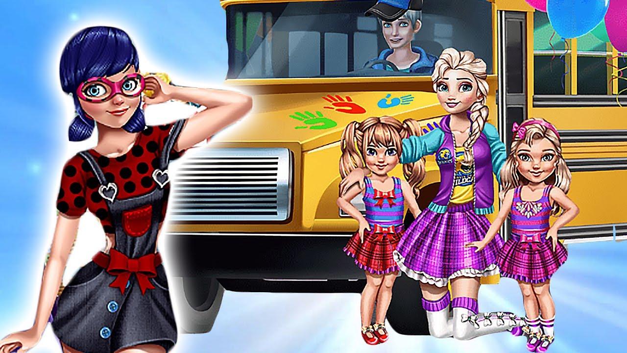 Anna & Elsa Makeover, Dressing Games - Play Online Free ...