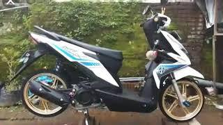 Honda Beat Modif Ringan