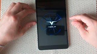 Tesla NEON 8.0 замена тачскрина