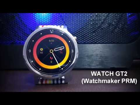 TOP FREE 6 WATCH FACES | Android Wear  WatchMaker Premium | Moto 360 2 | Ticwatch | Fossil 2019 EP.2