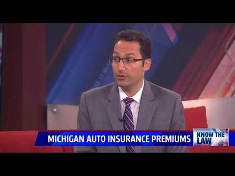 Michigan Auto Insurance Premiums - FOX 17 Know the Law