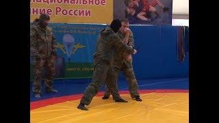 ЭФФЕКТИВНЫЙ СПОСОБ защиты от ножа  Спецназ ГРУ  Школа разведчика (Москва)