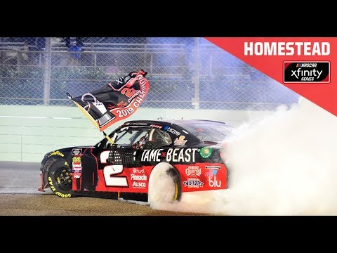 Full Race Replay: Ford EcoBoost 300 | NASCAR Championship Race Homestead-Miami Speedway