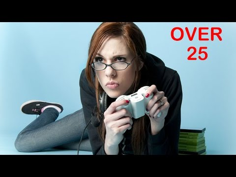 YouTube's Fastest Growing Gaming Audience Is...Women Over 25!
