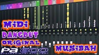 Musibah - Midi Dangdut Original Korg PA 600