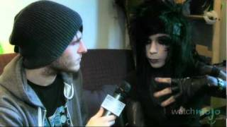 Black Veil Brides Discuss Debut Album