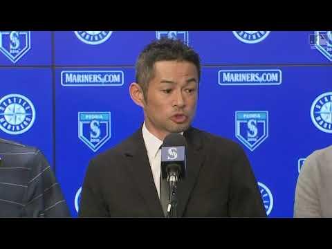 Ichiro on playing until age 50