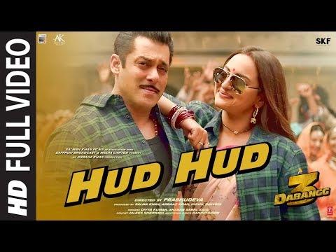 Download Hud Hud Full    Dabangg 3   Salman Khan   Sonakshi Sinha   Divya K,Shabab Sabri   Sajid Wajid Mp4 baru