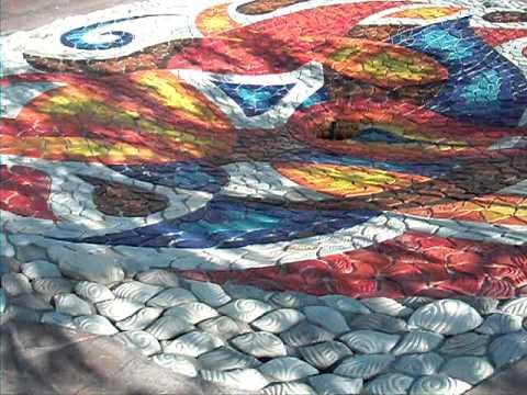 escultura mural ceramica game edmenchaca youtube