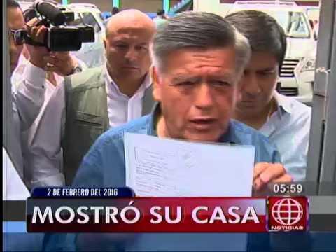 América Noticias: Titulares Primera Edición - 02.02.16