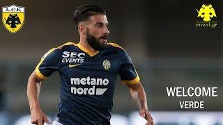 ENWSI.GR ● Welcome to AEK Athens ● Daniele Verde ● 2019/20 ● HD