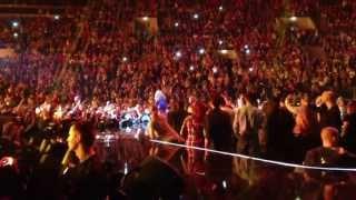 Mrs. Carter Show World Tour in Bratislava
