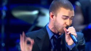 Justin Timberlake - My Love & Lovestoned (Live From The Victoria's Secret Fashion Show 2006)