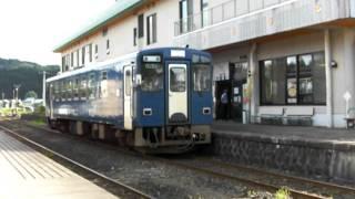秋田県唯一の温泉付駅舎。この地域のふれあいの場となっており、地元の...