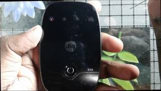 How To Factory Reset JioFi 2 4G router Reliance WiFi Hotspot