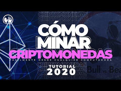 Como Minar Criptomonedas Fácilmente En Cualquier Computadora - Tutorial Minería 2020