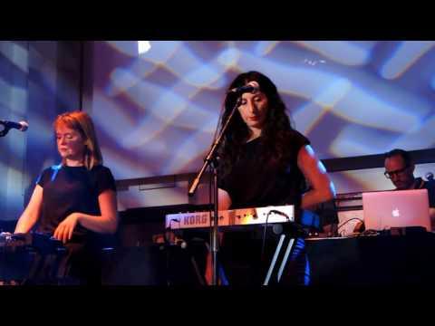 """Marsheaux - """"Live at Hansa Studios, Berlin, Germany (full show - Depeche Mode set)"""" - 21 June 2017"""