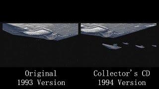 Star Wars: X-Wing - 1993 Intro VS. 1994 Intro