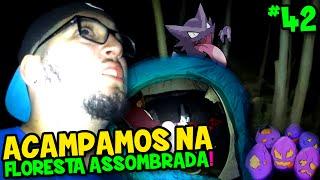 POKÉMON GO #42 - FOMOS ACAMPAR NA FLORESTA ASSOMBRADA E QUASE MORREMOS ! thumbnail