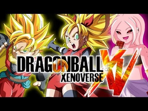 DB Xenoverse #4 I'm a Hacker Don't tell Playstation Plz