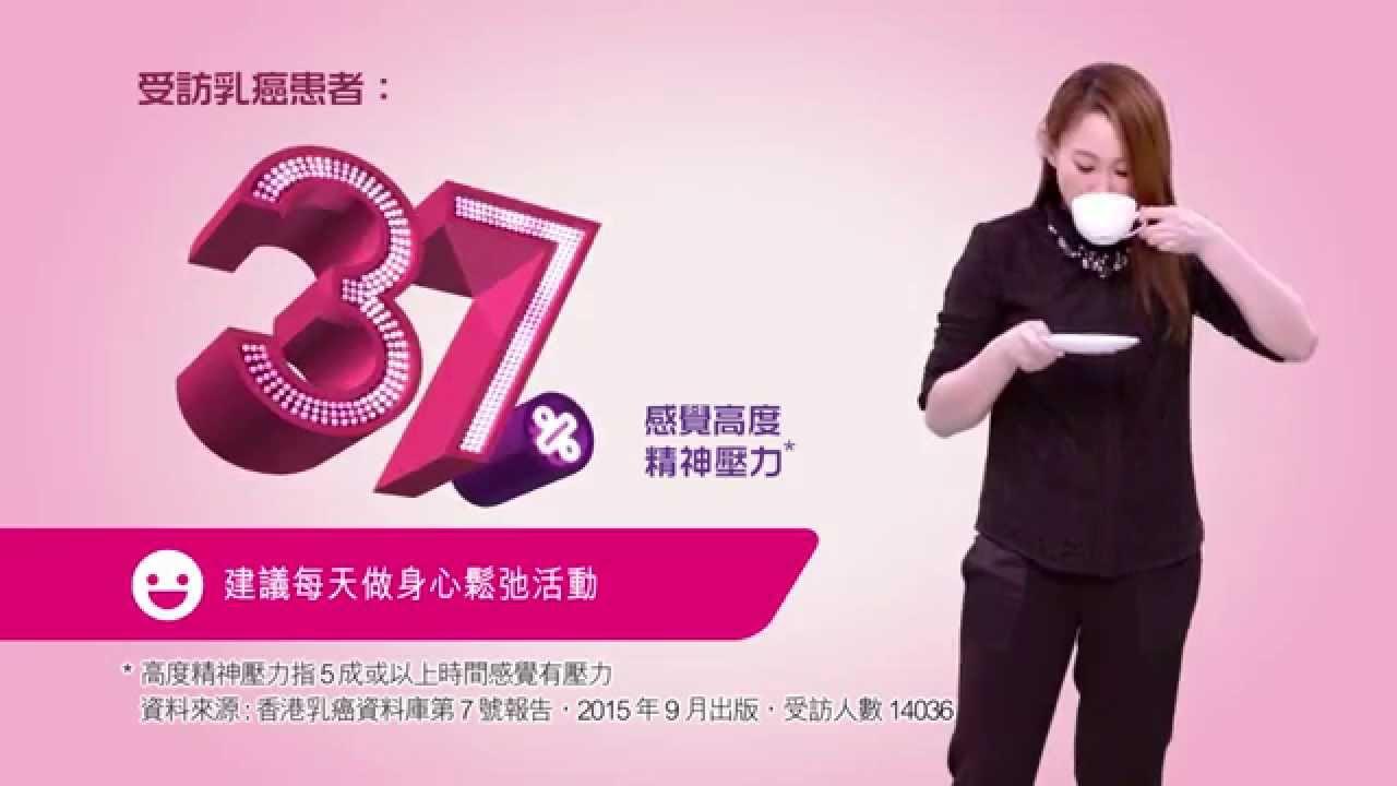 香港乳癌基金會2015年最新電視廣告 - 乳癌風險BINGO (90秒版本) - YouTube