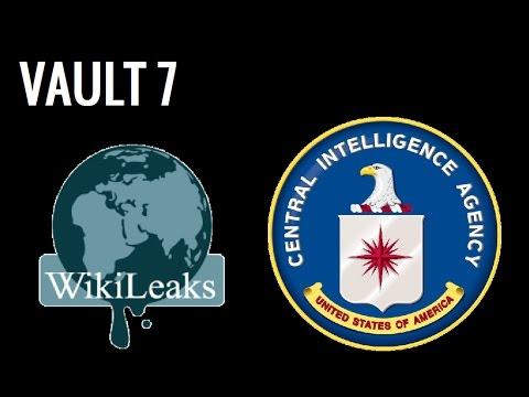 Year Zero: The First #Vault7 Leak