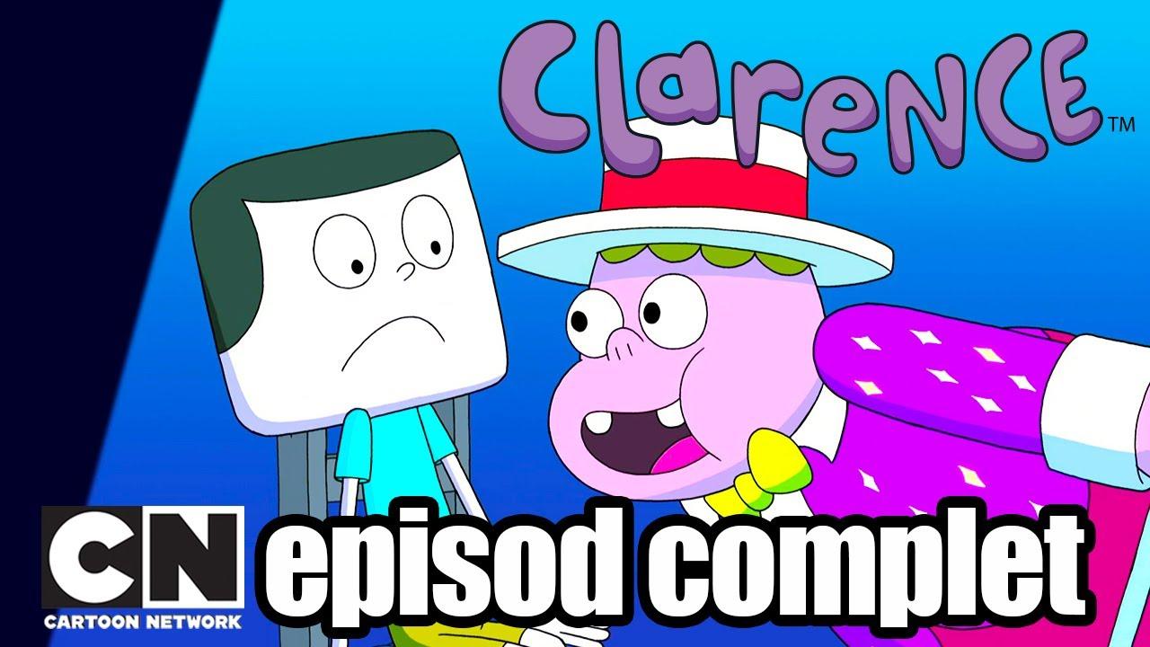 Clarence | Jeff câștigă (Episod Complet) | Cartoon Network