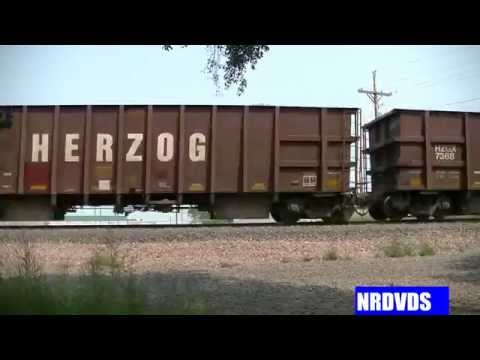 BNSF's Action from Cairo to Grand Island,NE on August 29,2015