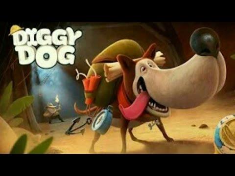 МОЯ СОБАКА КЛАДОИСКАТЕЛЬ ! My Diggy Dog Собака ищет КЛАД И ЗОЛОТО!
