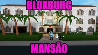 OUR MANSION at ROBLOX-Bloxburg #9