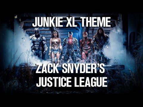 Zack Snyder's Justice League Teaser (W/ Junkie XL Theme)