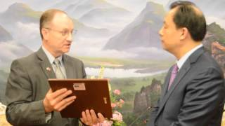 Wisconsin's Dairy Mission to China (April 2015)