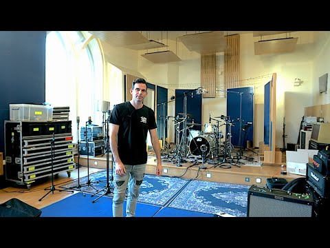 Recording Studio Tour - Vada Studios With Clint Murphy