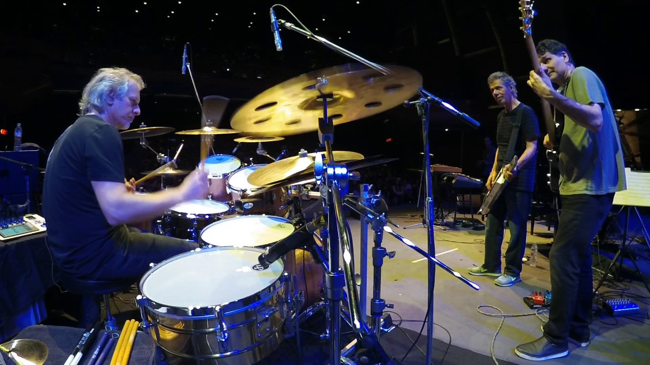 Got a Match? Dave Weckl with the Chick Corea Elektric Band 2017
