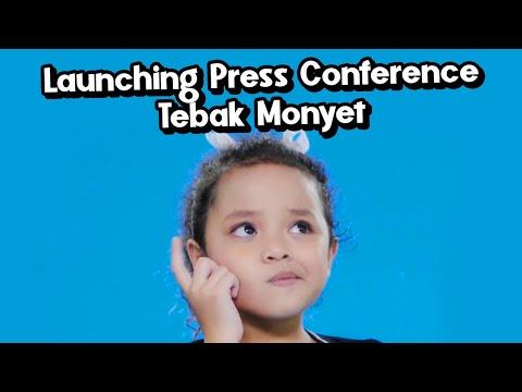 Launching Press Conference Tebak Monyet ❓🐒