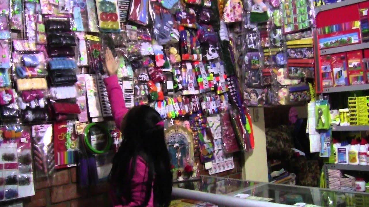 Libreria bazar divanny youtube for Bazar decoracion