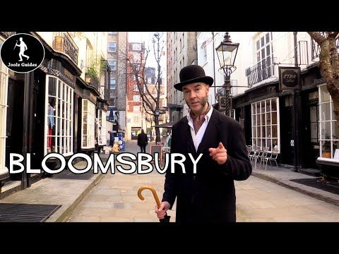 World's Oldest Clothes - Hidden Museums - Bloomsbury Walking Tour - London